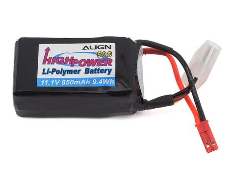 Align 3s LiPo Battery 30C (11.1V/850mAh)