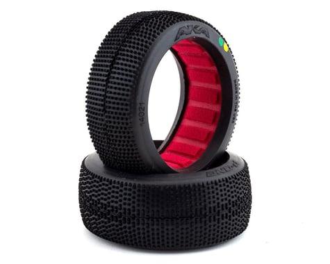 AKA P1 1/8 Buggy Tires (2) (Soft - Long Wear)