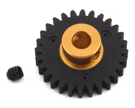 "AM Arrowmax ""SL"" Molded Composite 48P Pinion Gear (3.17mm Bore) (28T)"
