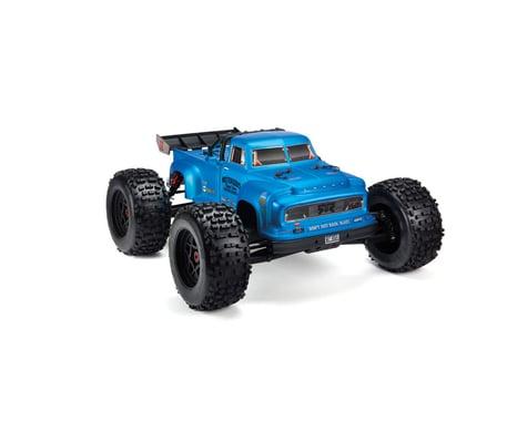 Arrma AR406152 Notorious 6S BLX Body Blue/Real Steel ARAC3342