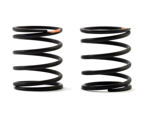 Axon World Spec HLS Touring Car Shock Spring (C2.75) (2) (Orange)