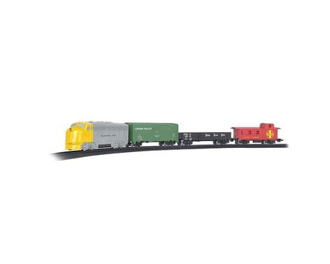 Bachmann Battery Operated Rail Express Train Set (HO Scale)