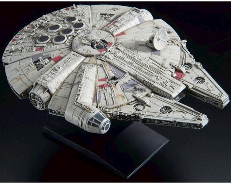 Bandai Star Wars 015 Millennium Falcon (Empire Strikes Back)