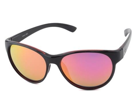 Optic Nerve ONE Lahaina Polarized Sunglasses (Shiny Black/Pink)