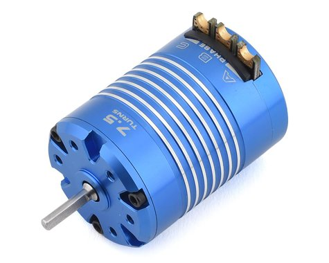 Team Brood Eradicator 2 Pole Sensored 540 Brushless Motor (4700Kv)