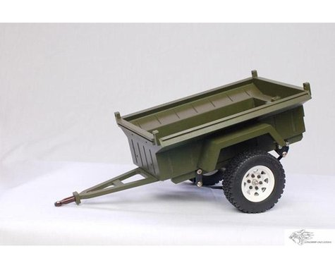 Cross RC T001 Small 1/10 Scale Trailer Kit CZR90100001