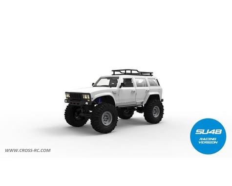 Cross RC SU4B 1/10 Demon 4x4 Crawler Kit-Full Hard Body SUV Steel Rims