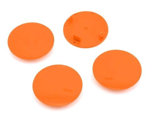 DE Racing Speedway Dirt Oval Mud Plugs (Orange)