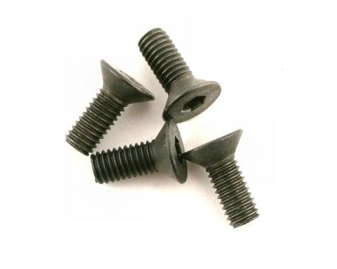 Dubro Flat Head Socket Screw 3.0mmx8 (4) DUB2286