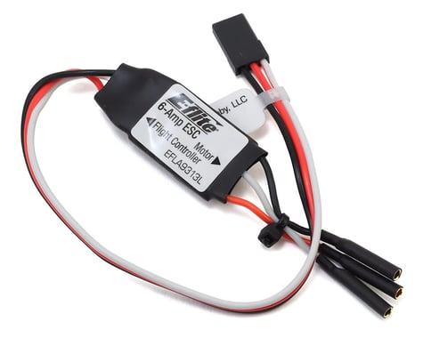 E-Flite Mini Convergence 6A ESC w/ Long Lead EFLA9313L