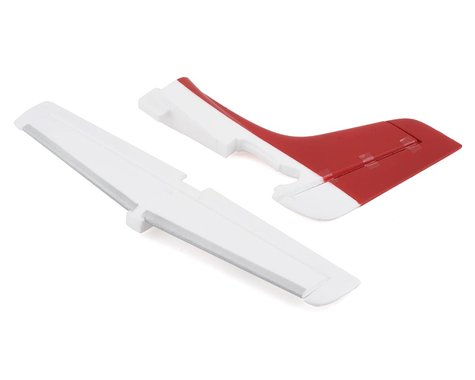 E-Flite UMX SR22T Tail Set EFLU5953