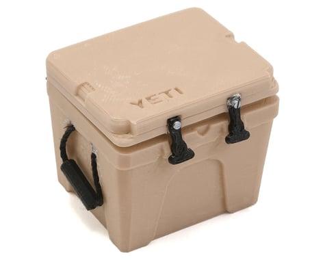 Exclusive RC Yeti 35 Gal Cooler (Tan)