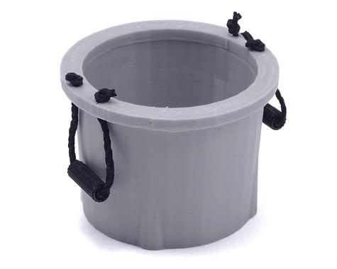 Exclusive RC Scale Yeti Bucket (Warm Grey)