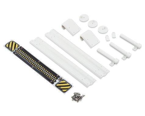 """Firebrand RC Scale Details Highway Guardrail (18.5"""")"""