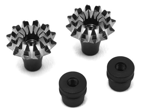 FrSky Grande Lotus Style 3D M3 Gimbal Stick End (Black)