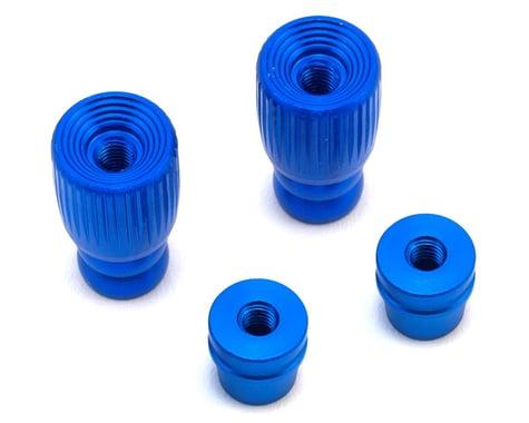 FrSky Pole Style 3D M3 Gimbal Stick End (Blue)