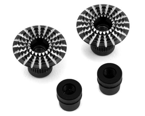 FrSky Umbrella Style 3D M4 Gimbal Stick End (Black)