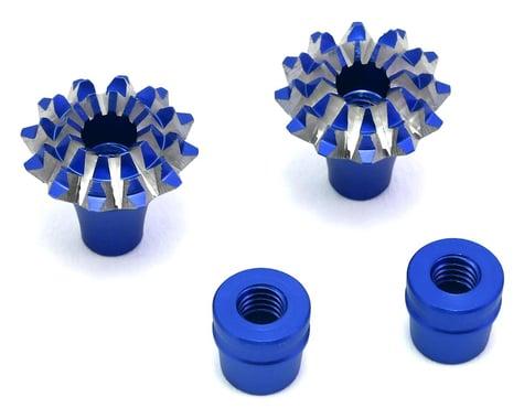 FrSky Grande Lotus Style 3D M4 Gimbal Stick End (Blue)