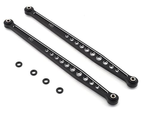 Hot Racing Traxxas UDR Aluminum Rear Upper Arms Black HRATUDR56U01