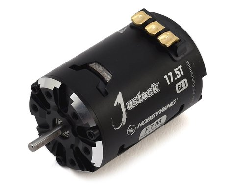 Hobbywing XeRun Justock 3650 SD G2.1 Motor, 17.5T HWI30408011