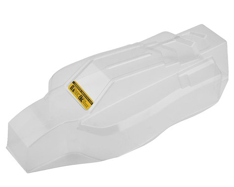 JConcepts D418 F2 Clear Body with Aero S-Type Wing JCO0361