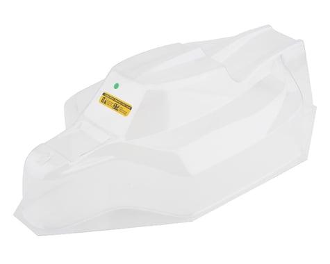 JConcepts RC8B3.1 Lightweight Silencer Clear Body JCO0371L