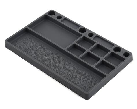 JConcepts Rubber Parts Tray Gray JCO25508