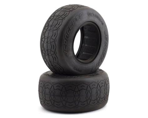 JConcepts Octagons Short Course Tires (2) (Green)
