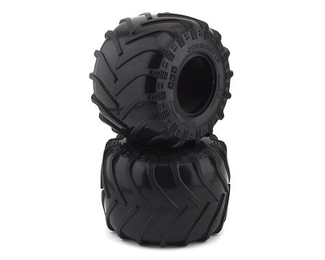 JConcepts Monster Truck Tires, Blue Compound JCO314701