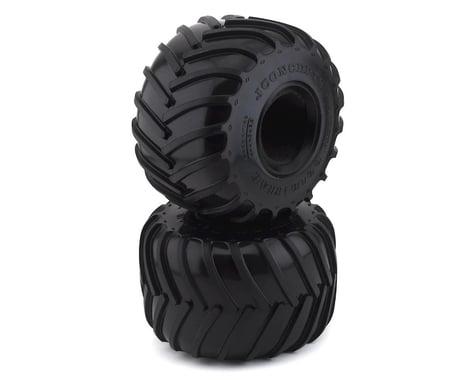 JConcepts Golden Years Monster Truck Tires, Blue Compnd JCO318301