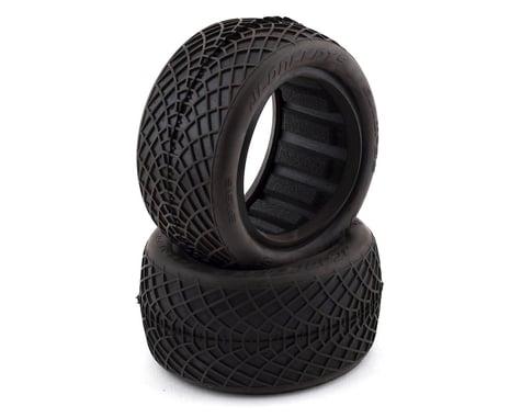 """JConcepts Ellipse 2.2"""" Rear Buggy Tires Green Compound JCO319602"""