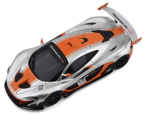 Kyosho Mini-Z MR-03 RWD McLaren P1 GTR RTR Silver/Orange KYO32324SO-B