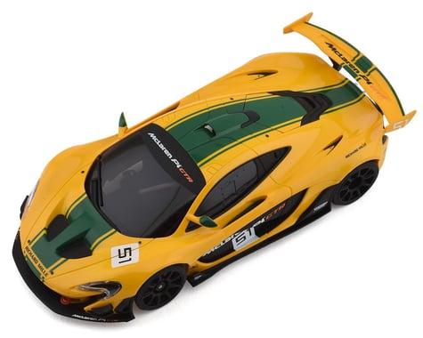 Kyosho Mini-Z MR-03 RWD McLaren P1 GTR RTR Yellow/Green KYO32324YG-B
