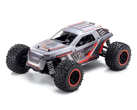 Kyosho Fazer Mk2 Rage 2.0 1/10 4WD Readyset Truck (Red) w/2.4GHz Radio