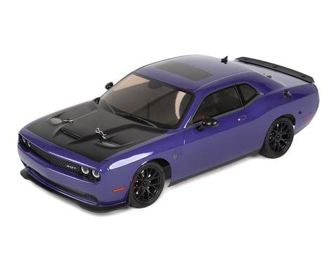 Kyosho Fazer Mk2 Dodge Challenger SRT Hellcat RTR Purple KYO34415T1B