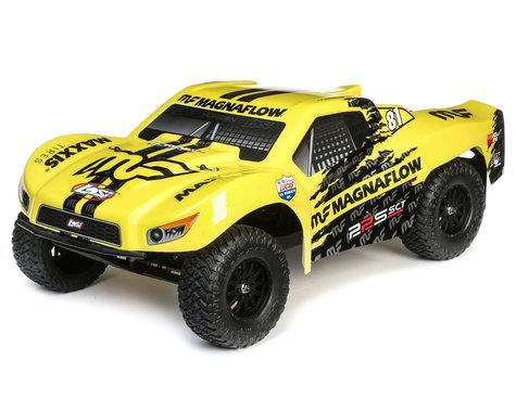 Losi 1/10 22S 2WD SCT Brushed RTR Short Course Truck (Yellow)