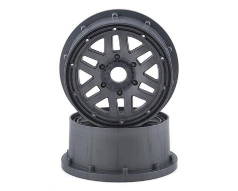 Losi 5IVE-T 2.0 Wheel & Beadlock Set Grey (2) LOS45022