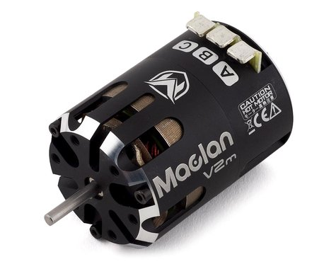 Maclan Racing MRR V2m 6.5T Sensored Competition Motor HADMCL1042