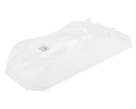 Mon-Tech M-10 1/10 Pan Car Carpet Body (Clear) (200mm)