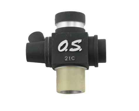 O.S. Engines Carburetor Body 21C OSM23818130