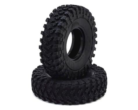Team Ottsix Racing Voodoo KLR X4 1.9 Crawler Tires (2) (Red)