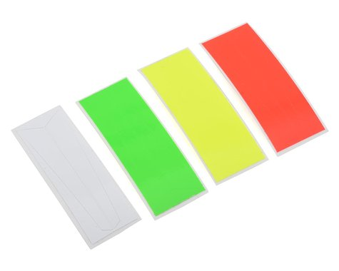 OXY Heli Tail Fin Sticker Set (Oxy 2)