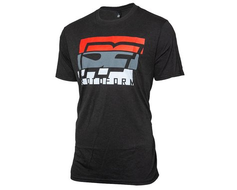 Pro Line PF Slice Black Tri-Blend T-Shirt (XL)