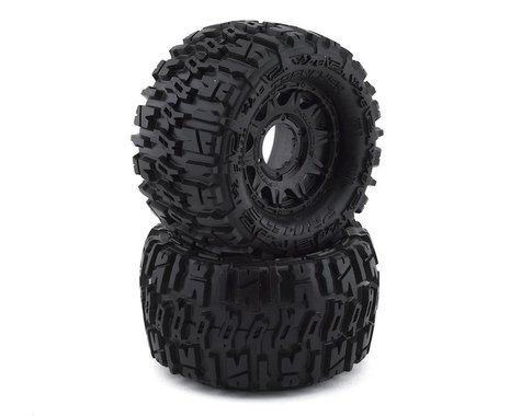 """Pro-Line Trencher 2.8"""" All Terrain Mounted Tires PRO117010"""