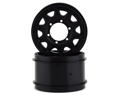 "Pro-Line Raid 2.8"" 6x30 Removable Hex Wheels Black PRO277403"