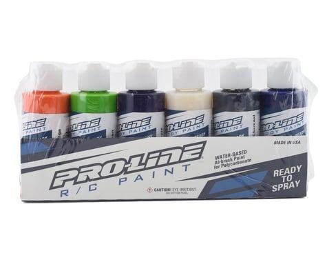 Pro Line RC Body Paint Secondary Color Set (6 Pack) PRO632301