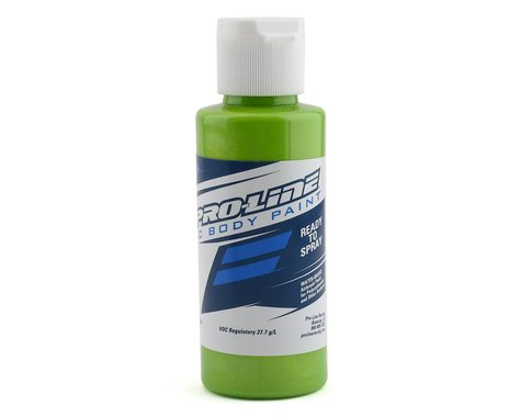 Pro Line Pearl Lime Green RC Body Paint PRO632702