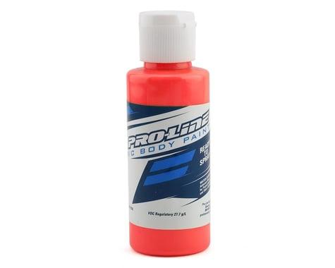 Pro Line Fluorescent Red RC Body Paint PRO632800