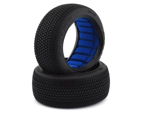 Pro-Line Invader 1/8 Buggy Tires w/Closed Cell Inserts (2) (M4)