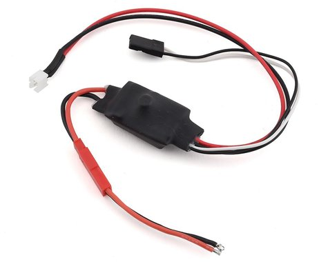 Powershift RC Technologies High Voltage Warn Winch Controller